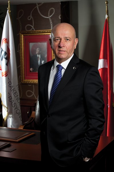Türkiye Perakendeciler Federasyonu Yönetim Kurulu Başkanı Mustafa Altunbilek: