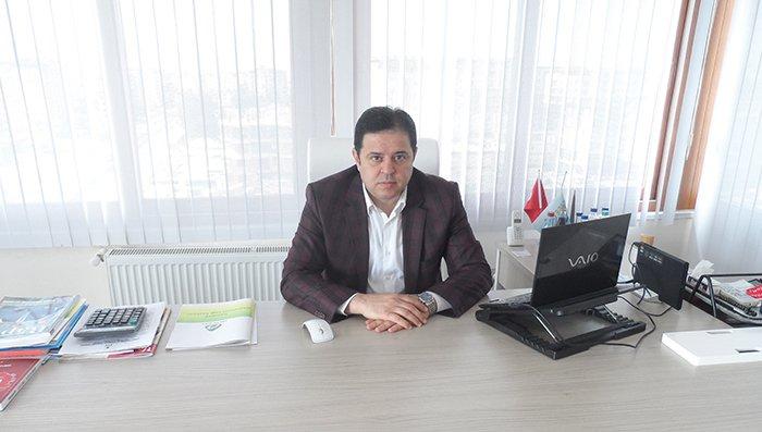 Delta Telekom Enerji İnşaat Gıda Yemekçilik Meşrubat San. Tic. Ltd. Şti. Genel Müdürü Metin RECEPOĞLU: