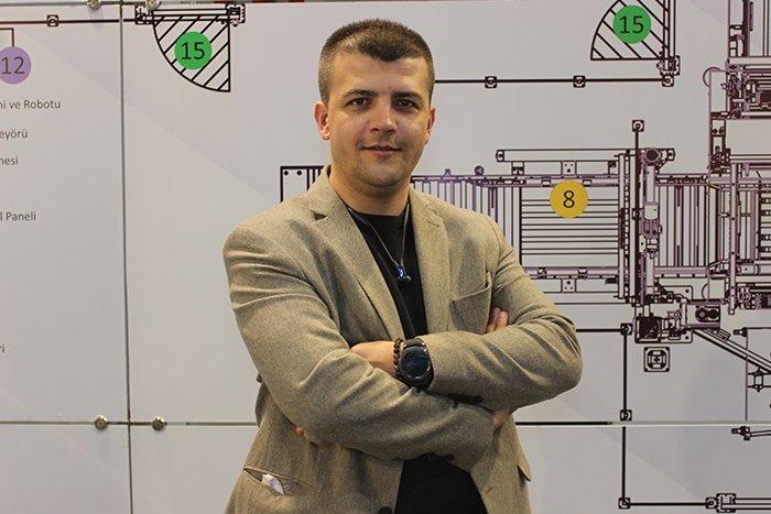Optimak STU Satış ve Pazarlama Müdürü Osman AKCAN: ''ANAHTAR TESLİM PROJE DEĞİL, ANAHTAR TESLİM FABRİKA KURUYORUZ''