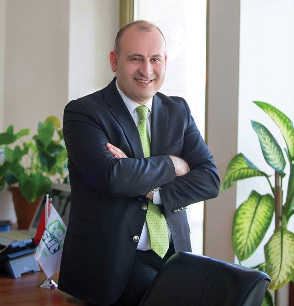 Teksüt Satış ve Pazarlama Direktörü Murat KELEŞ: