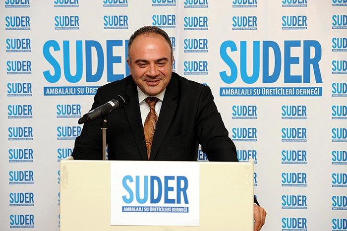SUDER'İN YENİ BAŞKANI HÜSEYİN KARAMEHMETOĞLU OLDU