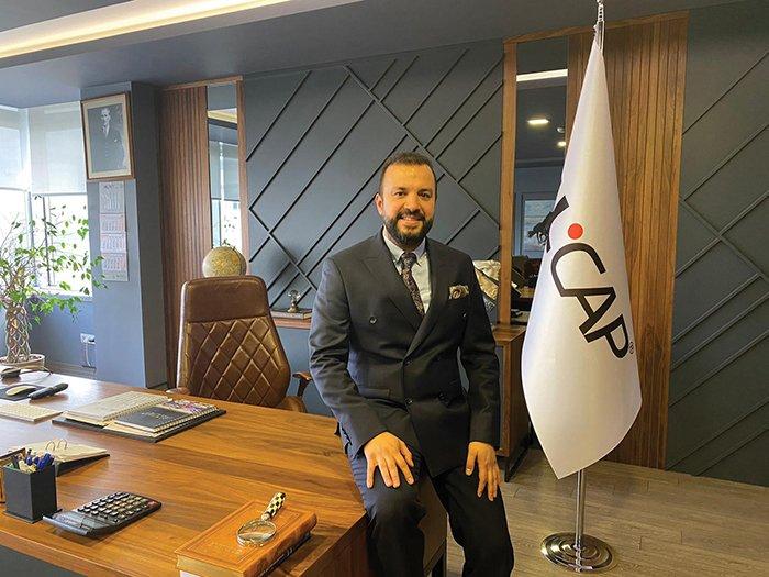 """AL-CAP Ambalaj Genel Müdürü Taylan ALTINTAŞ: """"İHRACAT HEDEFİMİZİ İKİ KATINA ÇIKARDIK"""""""